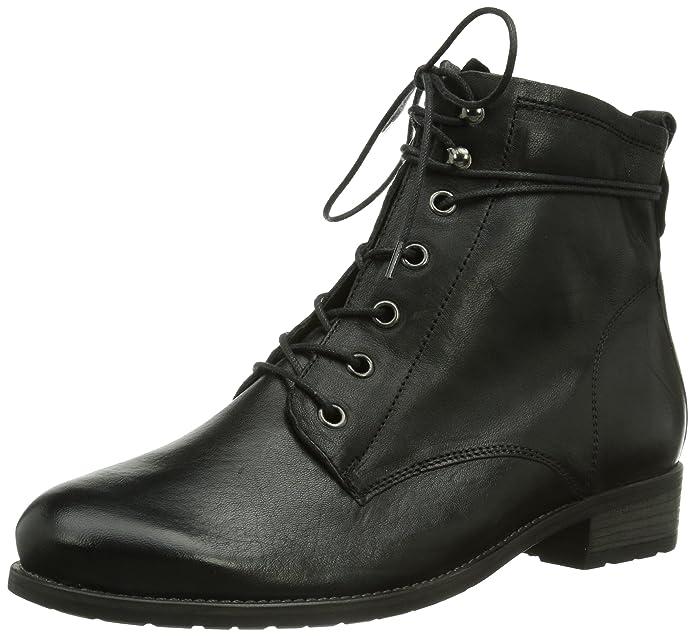 Semler Zara, Botines para Mujer, Schwarz 001, 38 EU: Amazon.es: Zapatos y complementos