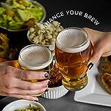 TOSSWARE 18oz Pint - recyclable beer plastic cup