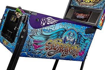 Amazon.com: Stern Aerosmith Pinball Side Armor Kit - Purple ...