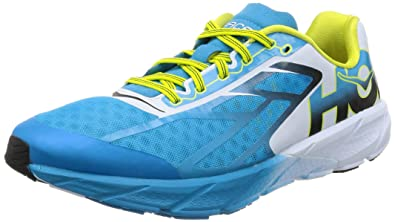 57a19c3095e0 HOKA ONE ONE Tracer Running Shoes - SS17-7 - Blue