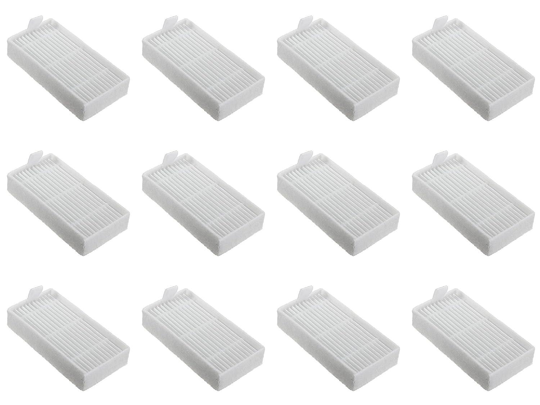 Repuesto Filtros Hepa Ilife Modelo V3s V3s Pro, V5 Y V5s Xsr