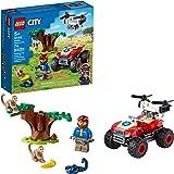 LEGO® City Veículo Todo-o-Terreno da Vida Selvagem