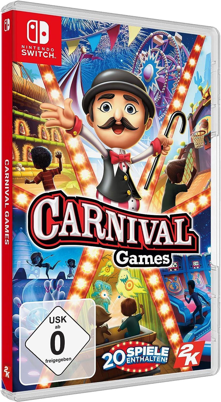 Carnival Games - [USK] [ ] [Importación alemana]: Amazon.es ...
