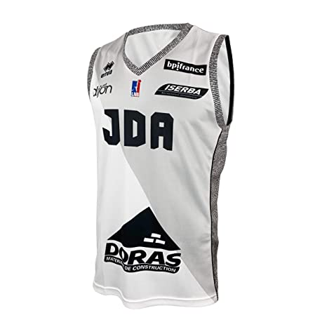 JDA Dijon - Camiseta de Baloncesto Oficial 2019-2020 Unisex ...