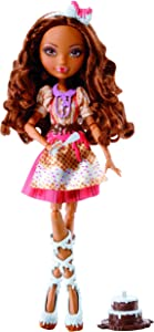 Ever After High CHW46 Candy Coated Cedar Wood Doll