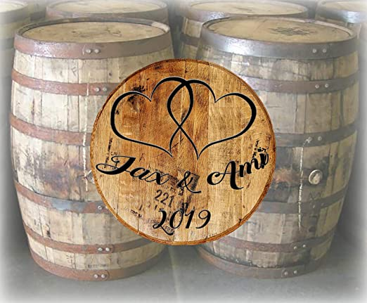 Bourbon and Cigars Sign Home Bar Man Cave Pub Decor Bar Decor BOURBON SIGN