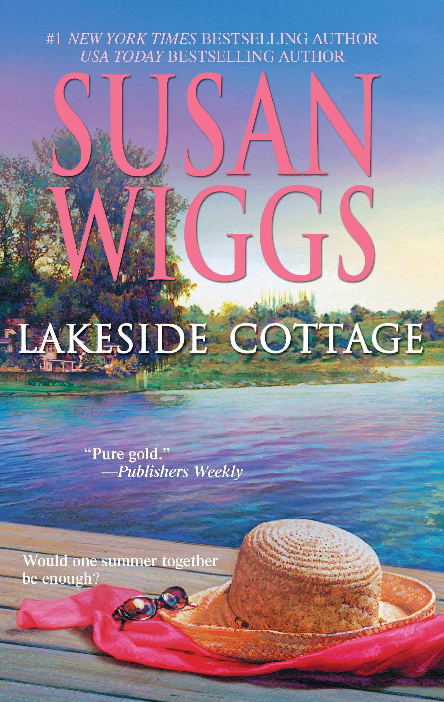 Lakeside Cottage ebook