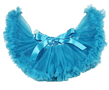f4cb2b0655 Peacock Blue Newborn Baby Pettiskirt Skirt Tutu Dress Girl Clothing Nb-12m  (Blue): Amazon.co.uk: Clothing