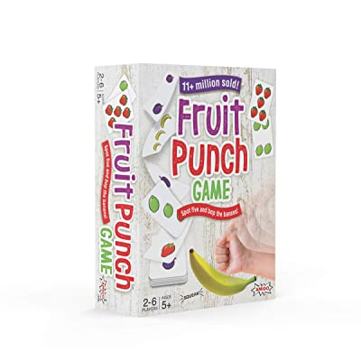 AMIGO Fruit Punch Kids Card Game with A Squeaky Banana!: Toys & Games [5Bkhe1403864]