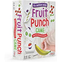 AMIGO Games Fruit Punch Kids Card Game with A Squeaky Banana