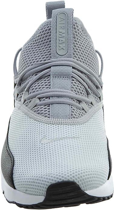 Poder freír techo  Amazon.com | Nike Mens Air Max 90 EZ Running Shoes Pure Platinum/Wolf  Grey/Black/Infrared AO1745-002 Size 10 | Road Running