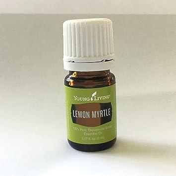 amazon com young living essential oils lemon myrtle 5 mlamazon com young living essential oils lemon myrtle 5 ml scented oils beauty