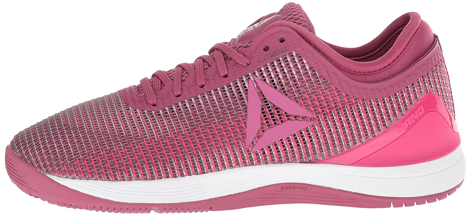 Reebok Women's Crossfit Nano 8.0 Flexweave Cross US|Twisted Trainer B077Z6LFMS 6 B(M) US|Twisted Cross Berry/Twisted Pink 659625