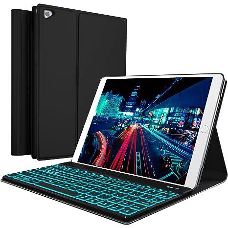 amazon com ipad keyboard case for new 2018 ipad 2017 ipad ipad