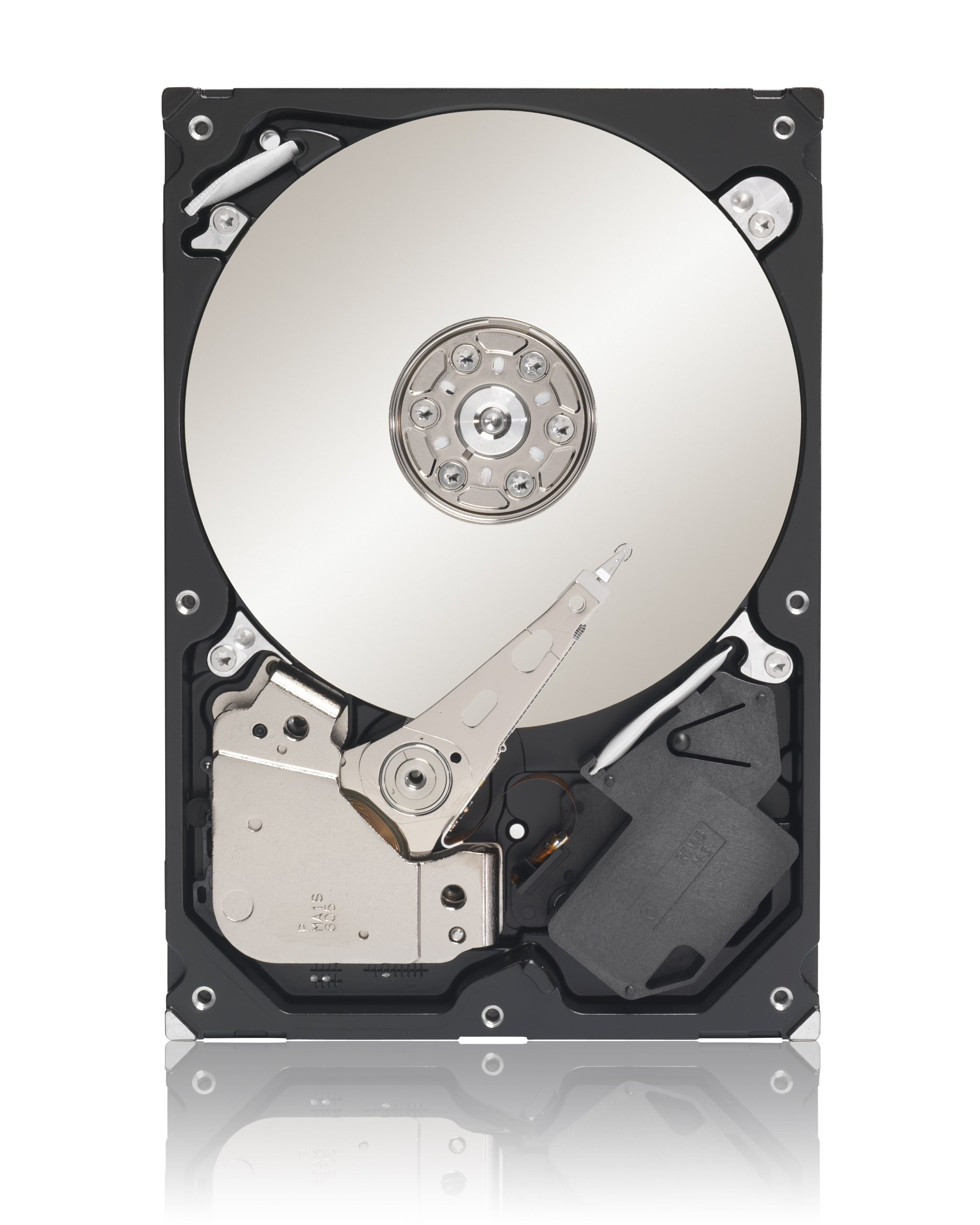 Seagate Barracuda 7200.12 160 GB 7200 RPM SATA 6Gb/s NCQ 8MB Cache 3.5 Inch Internal Bare Drive ST3160316AS by Seagate
