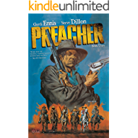 Preacher: Book Three book cover