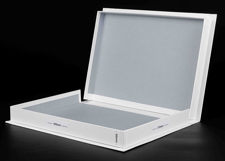 Caja de archiving Seawhite A3 50 mm de profundidad