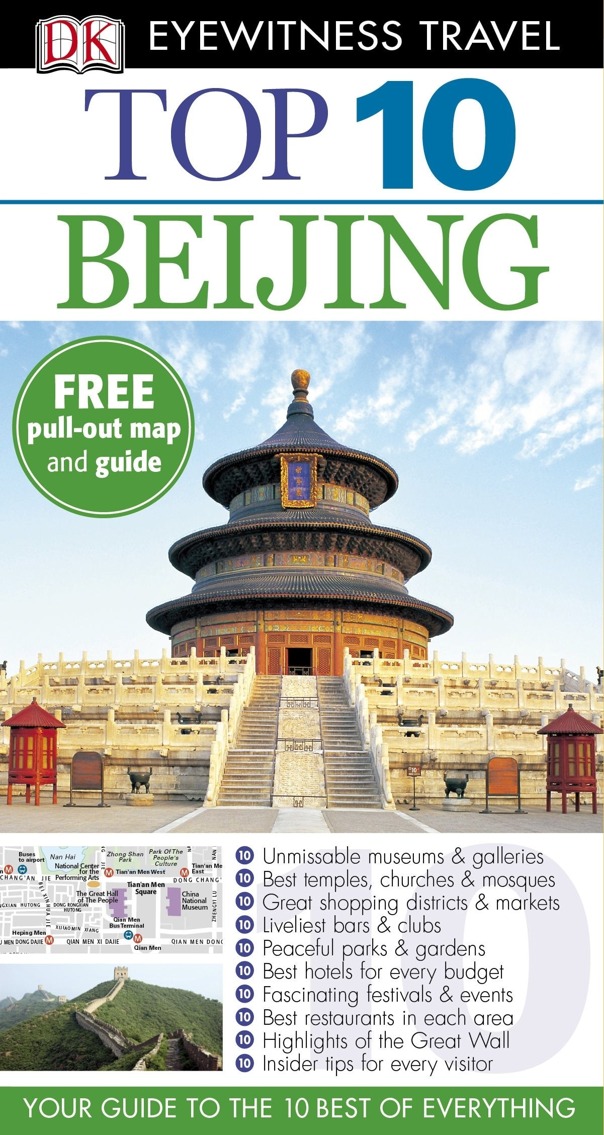 Top 10 Beijing (DK Eyewitness Travel Guide) pdf epub