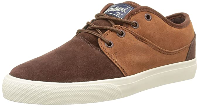 Globe Men's Mahalo Ginger Brown Mark Appleyard Skate Trainers Shoes 16233  UK 9 | US 10