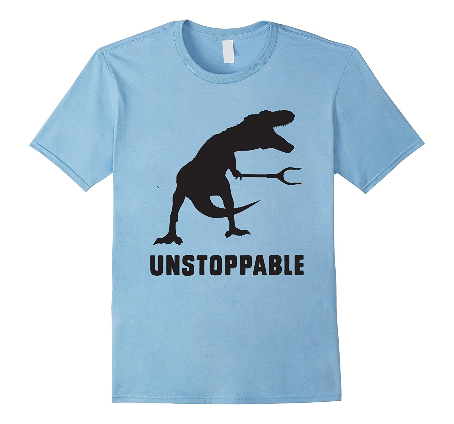 Unstoppable T Rex Grabber Tool Hand Funny T Shirt Design Ticalolo