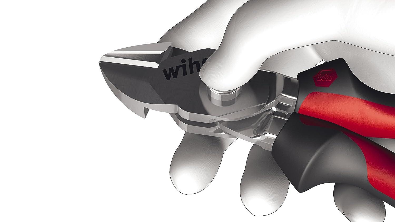 Wiha Z18020001SB Hochleistungs-Seitenschneider BiCut Classic mit Dynamicjoint 200 mm