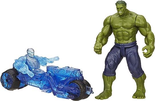 Marvel Avengers Age of Ultron Hulk Vs. Sub-Ultron 003 Figure Pack ...