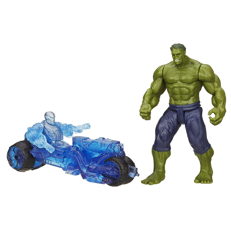 Marvel Avengers Age of Ultron Hulk Vs Sub-Ultron 003 2.5-inch Figure Pack