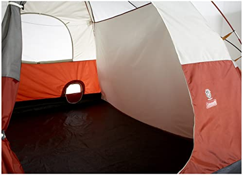 Coleman 8-Person Red Canyon Tent 3