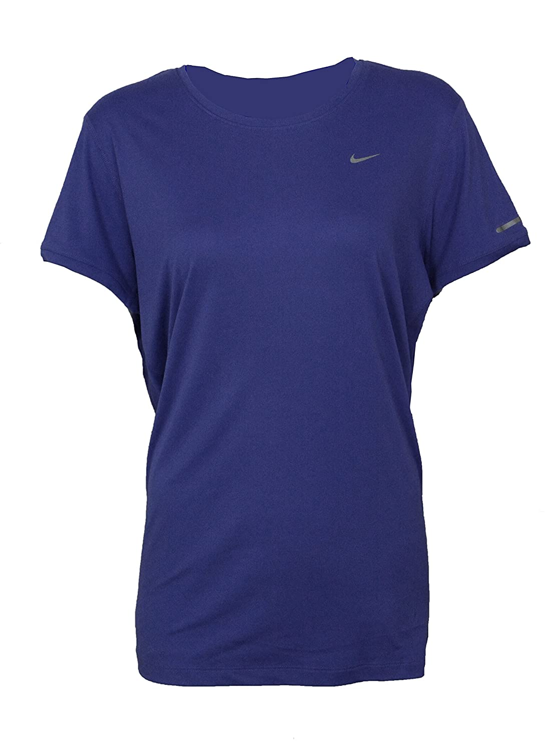 Nike Dri Fit SS Crew Womens Top