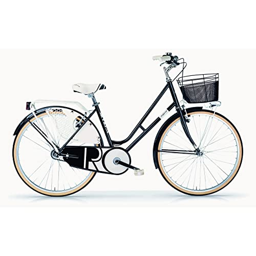 MBM Bicicleta oldstyle Riviera Mujeres con Marco de Acero
