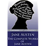 Jane Austen: The Complete Works of Jane Austen