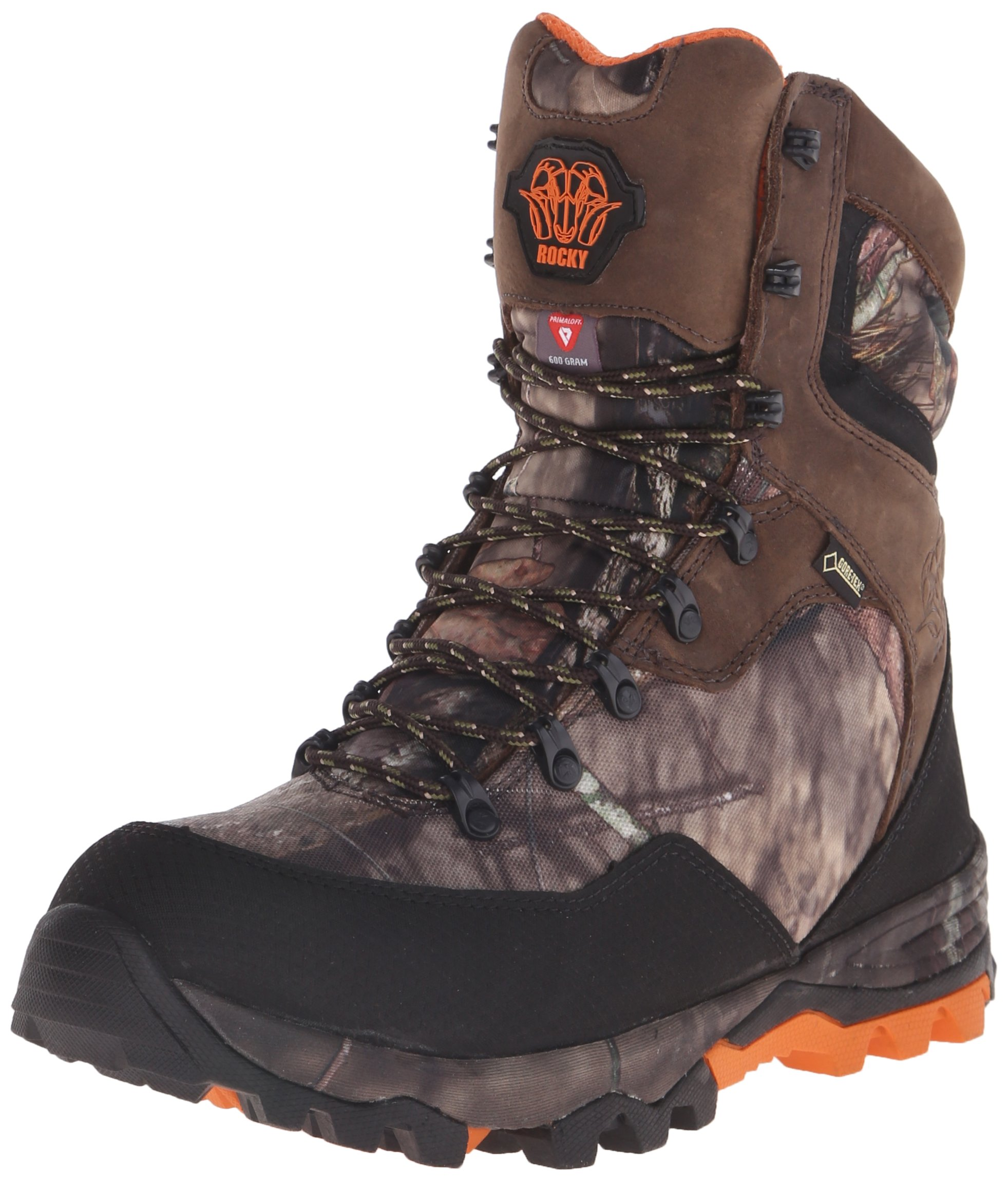Rocky Men's 8 inch Athltc Mobility 600G Hunting Boot, Break up Country, 11 W US