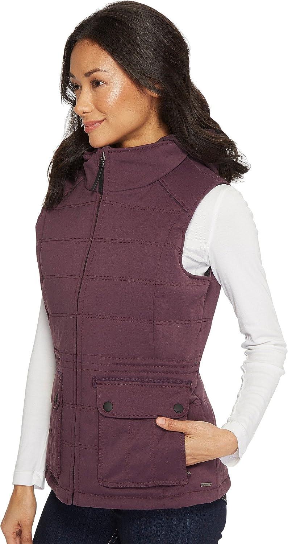prAna Womens Halle Insulated Vest