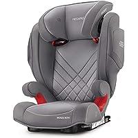 Recaro Monza Nova 2 Seatfix Oto Koltuğu 15-36 kg Aluminyum Grey