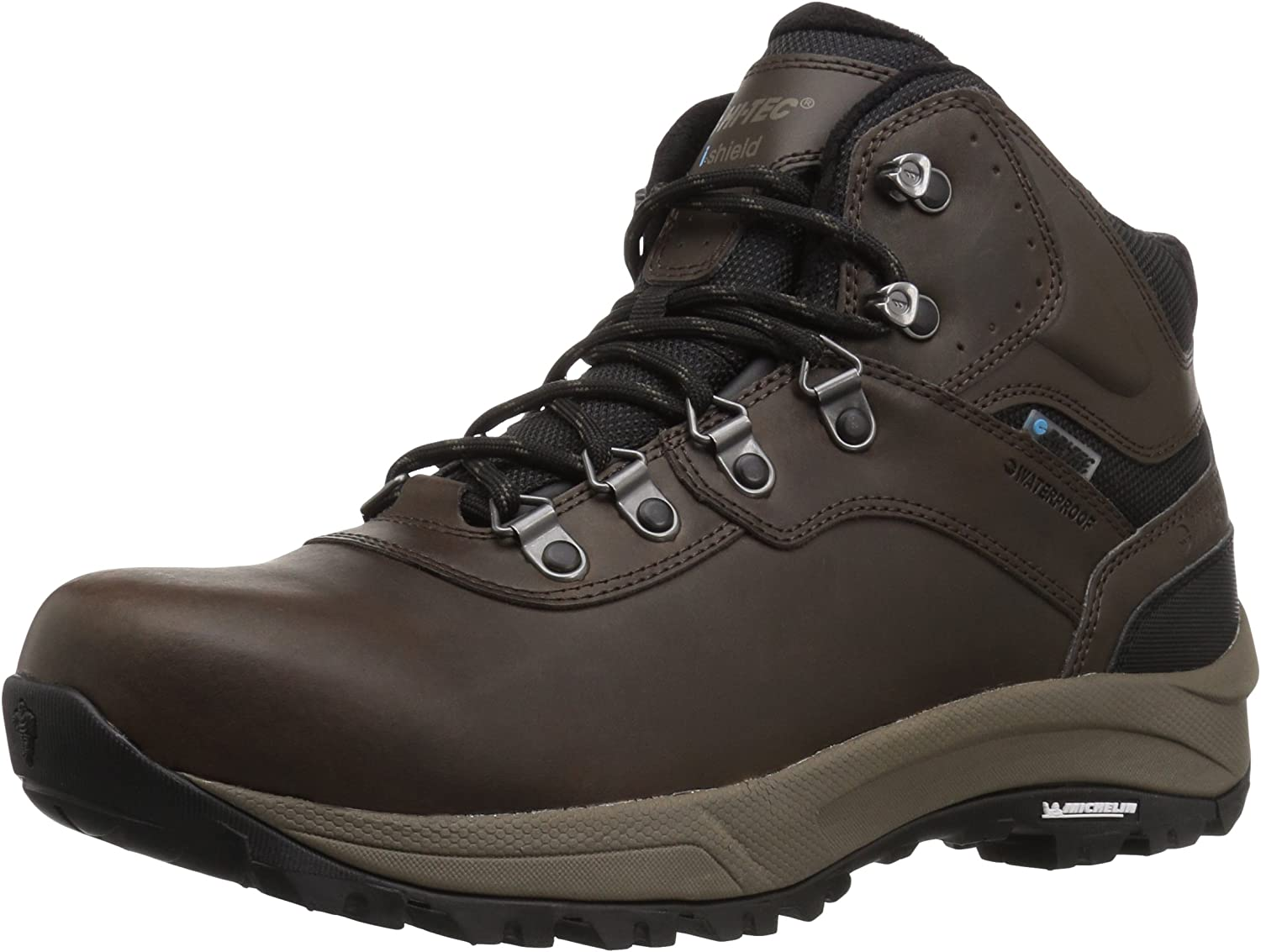 Hi-Tec Men s Altitude VI I Waterproof Wide Hiking Boot