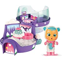 Cry Babies Magic Tears - Kristal's Igloo Playset, Multicolored
