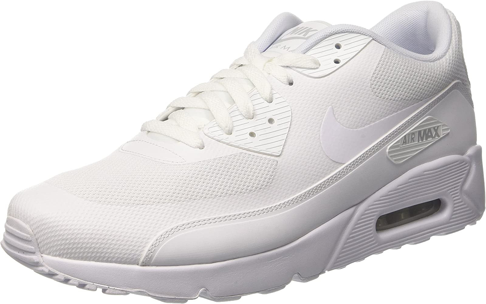 save off 9bcaf aaf2d Mens Air Max 90 Ultra 2.0 Se Low Top Lace Up Running, White, Size 9.0 Sjod
