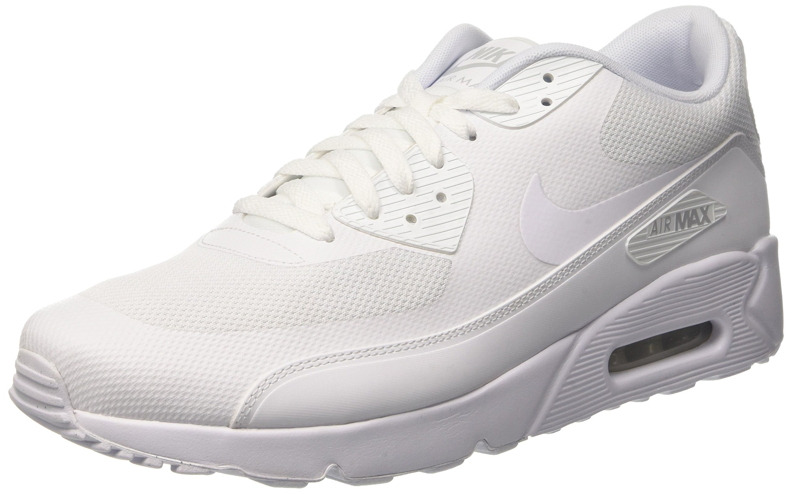 f1b7ab1b79101 Galleon - Nike Men s Air Max 90 Ultra 2.0 Essential White 875695-101 (Size   9.5)