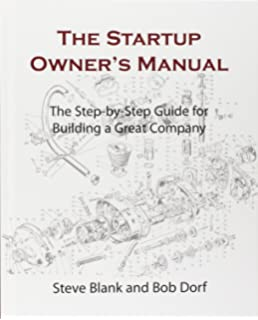Amazon the four steps to the epiphany 8601200461435 steve the startup owners manual the step by step guide for building a great fandeluxe Images