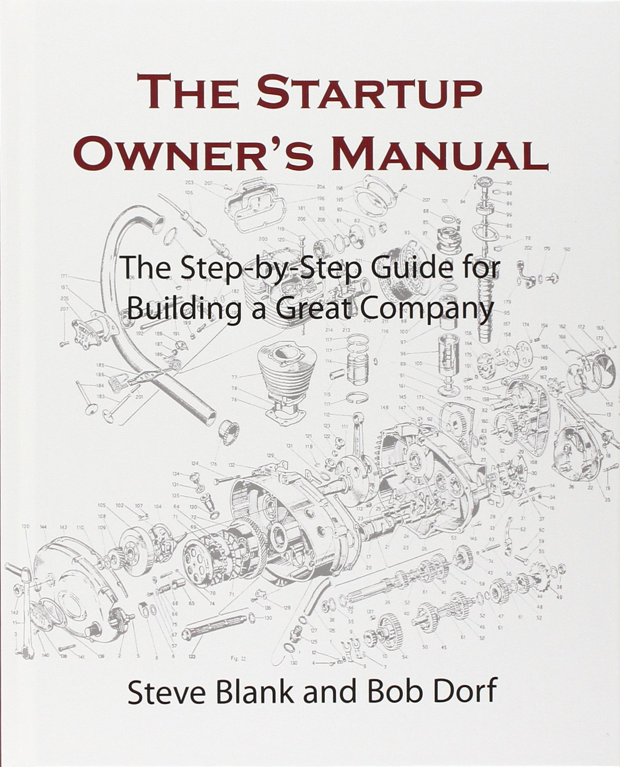 The startup owners manual the step by step guide for building a the startup owners manual the step by step guide for building a great company steve blank bob dorf 9780984999309 amazon books fandeluxe Gallery