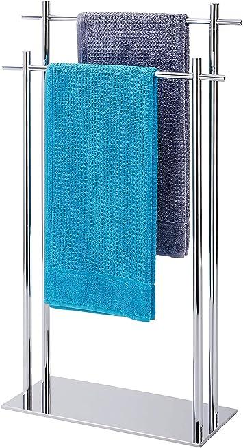 Handtuchständer Handtuchhalter Handtuchstange für Badezimmer freistehend