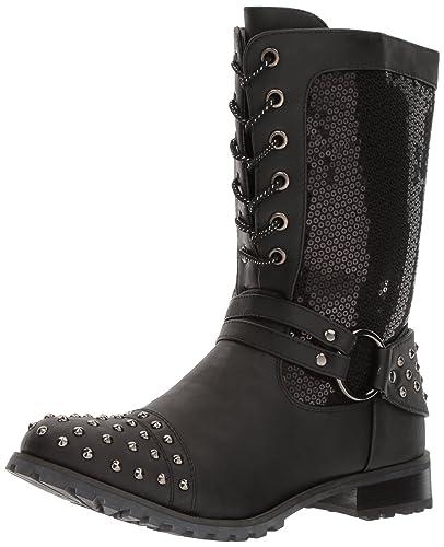 Dancewear Women's Chic Combat Boot