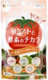 ファイン トマトと酵素のチカラ 30日分(1日3粒/90粒入)