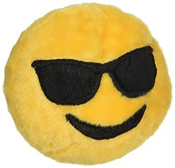 Zen-Kat Gafas de sol FabDog Emoji Faball M 10, 1 cm: Amazon ...