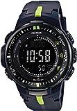 [カシオ]Casio 腕時計 PROTREK プロトレック トリプルセンサーVer.3搭載 世界6局電波対応ソーラーアウトドアウォッチ PRW30002JF