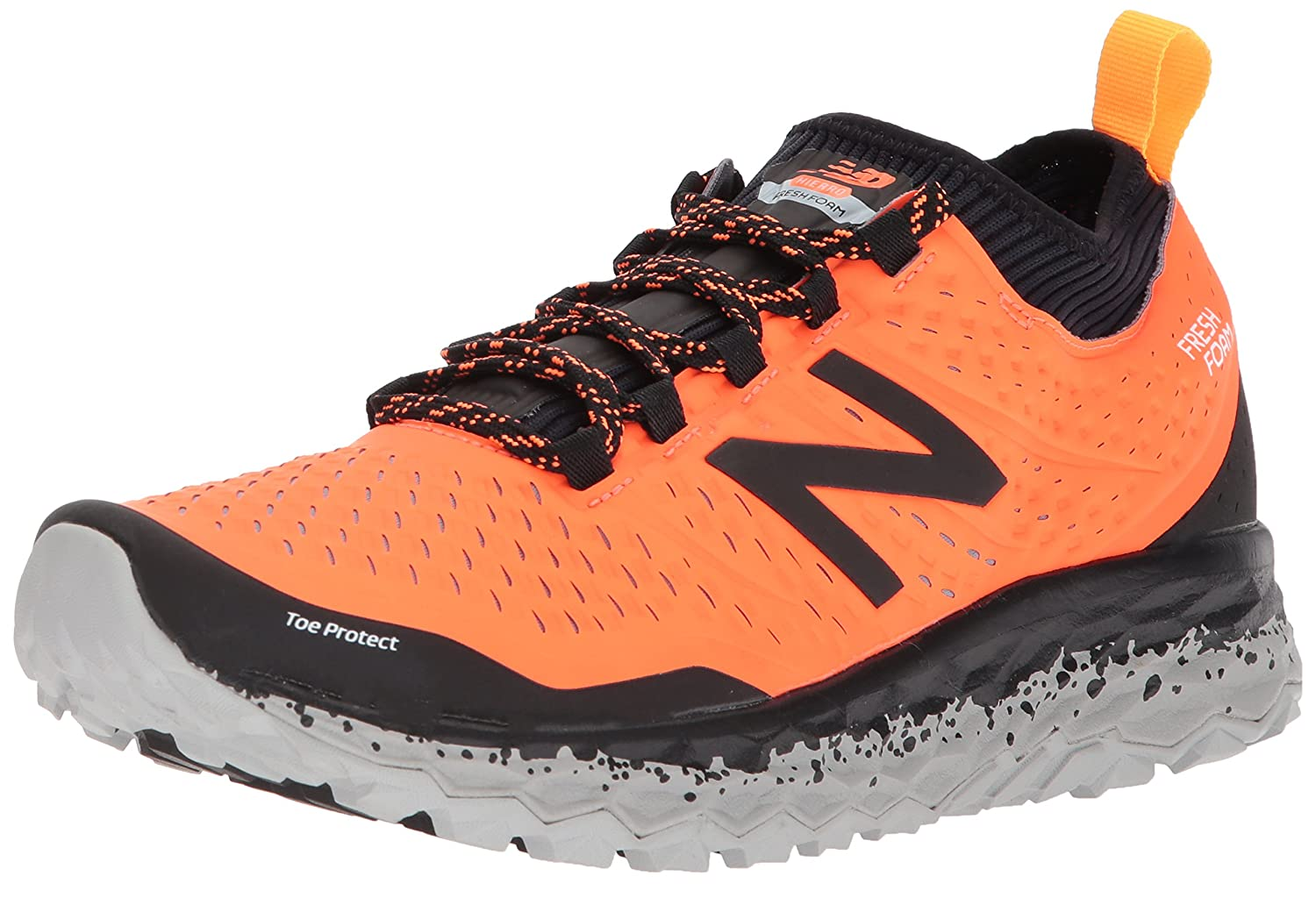 e02407830133 New Balance Hierro V3 Trail Running Shoes (2E Width) - SS18-9.5 Orange   Amazon.co.uk  Shoes   Bags