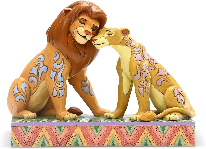 Disney Traditions Savannah Sweethearts Simba - Figura Decorativa