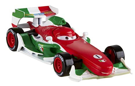 Amazon.com  Cars 2 1 55 Lights And Sounds Francesco Bernoulli ... 8b3732440e1a