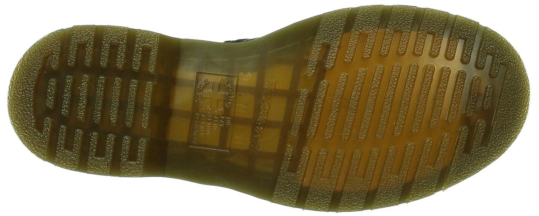 Dr. Martens Men's 1460 Combat Boot, D(M) 8.5 B(M) US Women/7.5 D(M) Boot, US Men B000NG6T6U 9 F(M) UK / 11 B(M) US Women / 10 D(M) US Men|Black Greasy 68c85c
