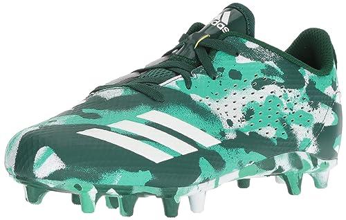 sneakers for cheap 133bc 41713 adidas Adizero 5-Star 7.0 Football Shoe White Collegiate hi-res Green,